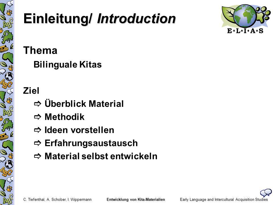 Einleitung/ Introduction