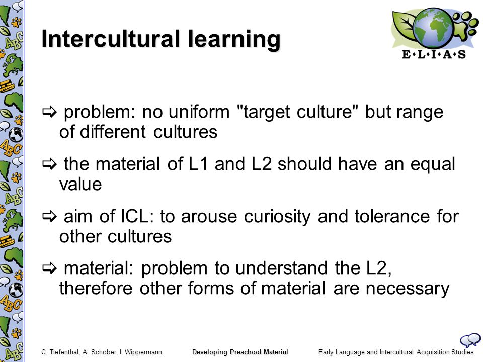 Intercultural learning
