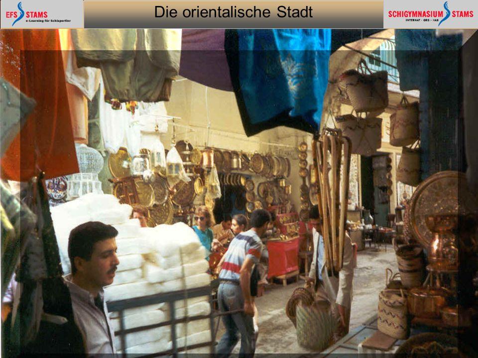 Orientalische Streifzüge