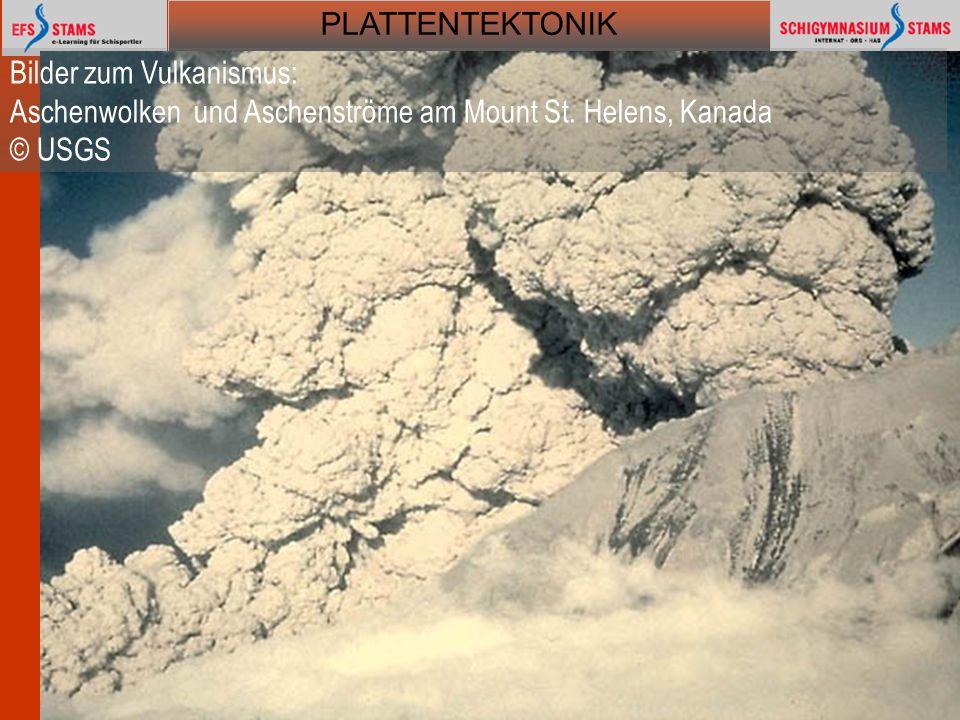Bilder zum Vulkanismus: