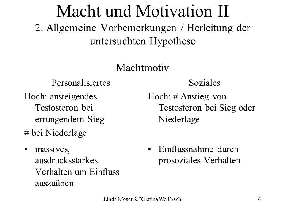 Macht und Motivation II 2