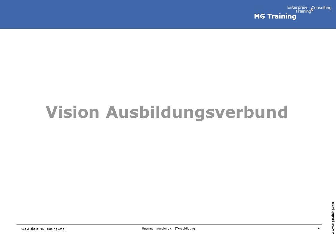 Vision Ausbildungsverbund