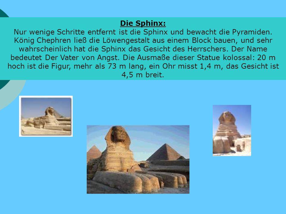 Die Sphinx: