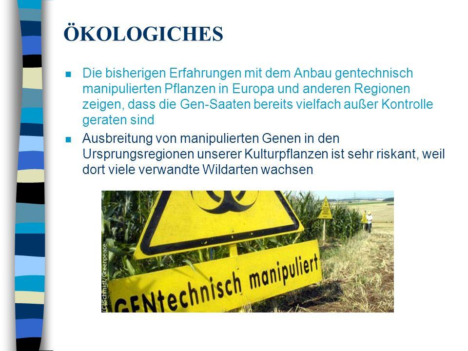 ÖKOLOGICHES