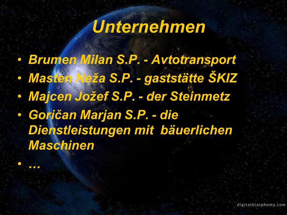 Unternehmen Brumen Milan S.P. - Avtotransport