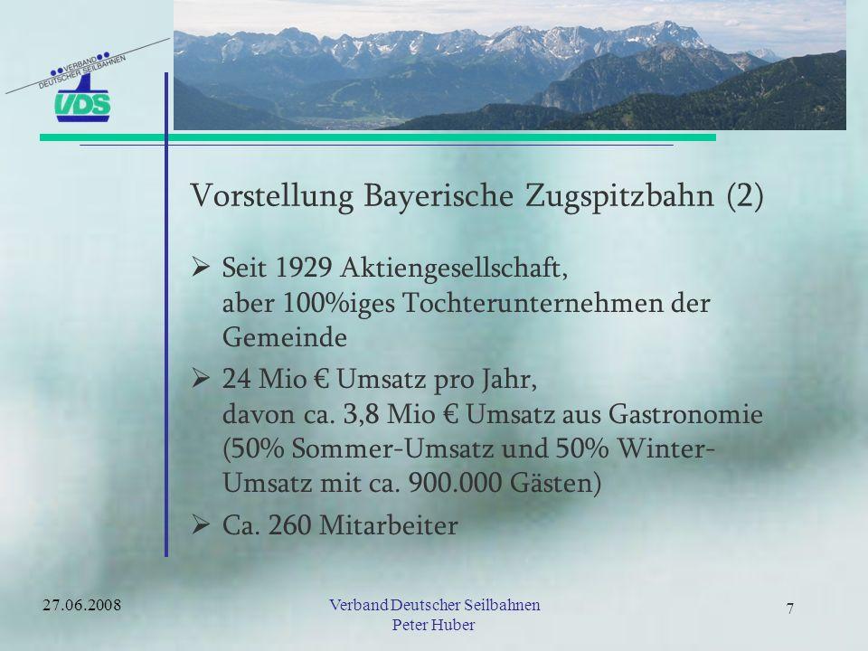 Vorstellung Bayerische Zugspitzbahn (2)