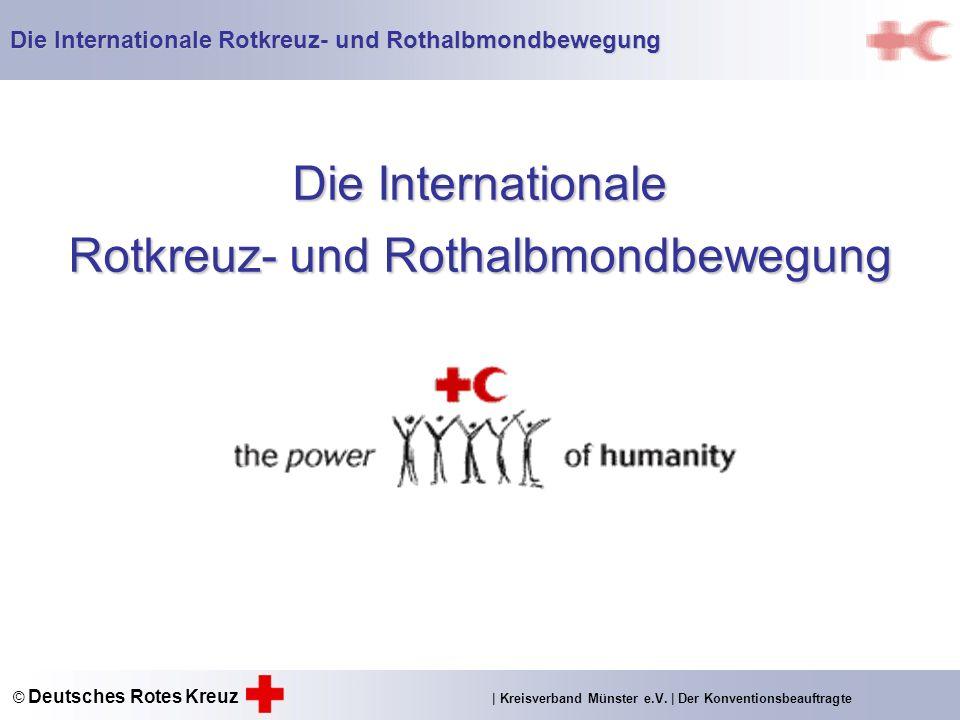 Rotkreuz- und Rothalbmondbewegung
