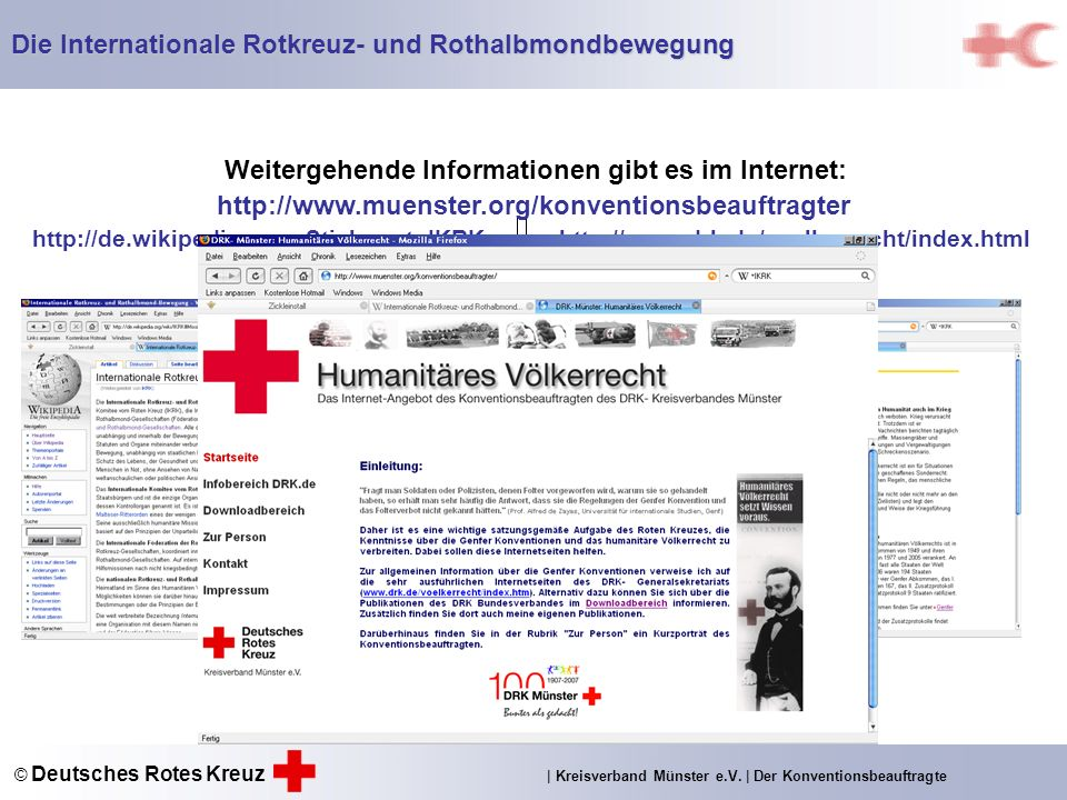 http://de.wikipedia.org ; Stichwort: IKRK