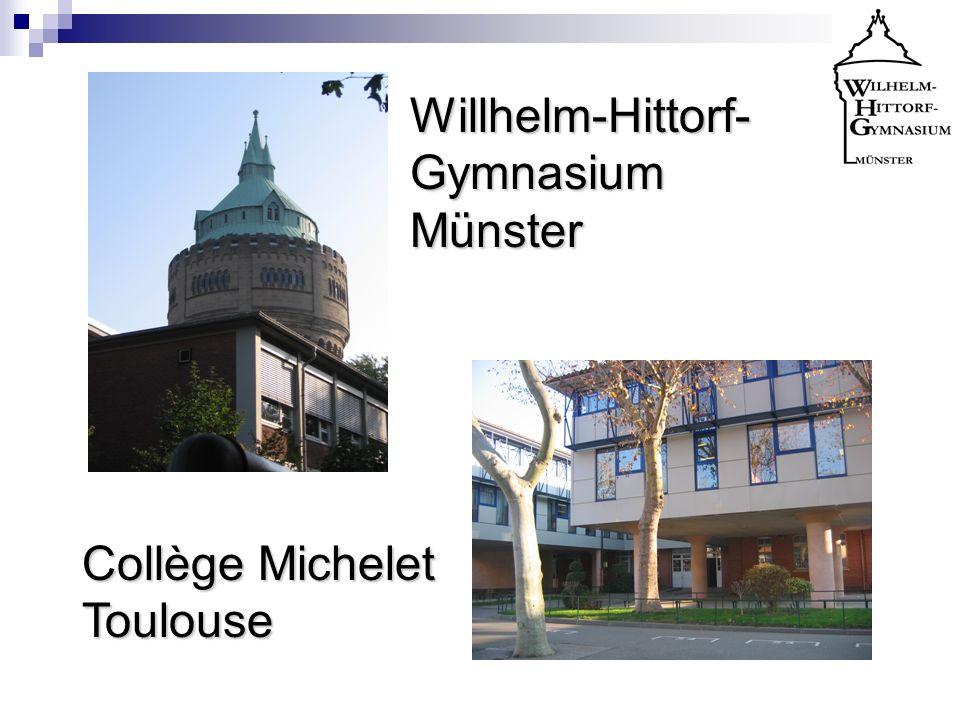 Willhelm-Hittorf-Gymnasium Münster