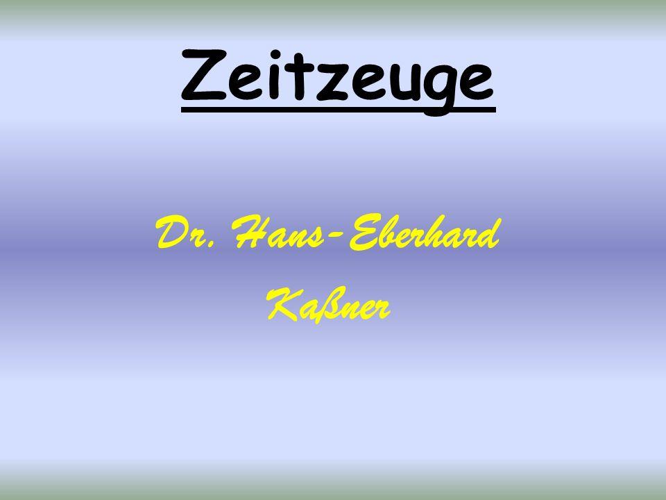 Dr. Hans-Eberhard Kaßner