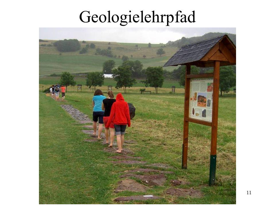Geologielehrpfad