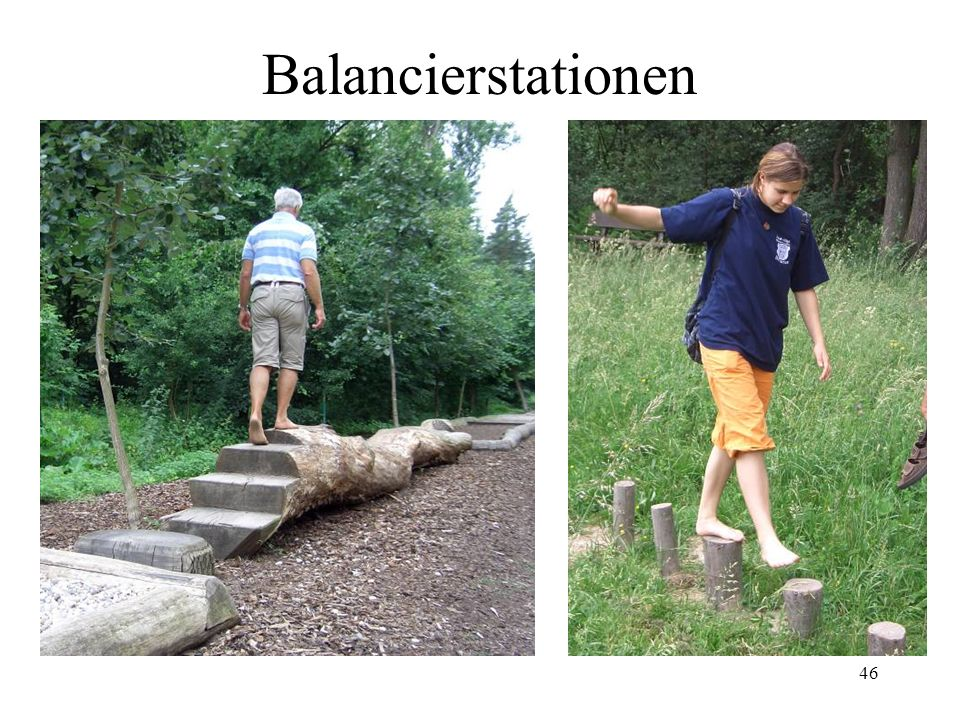 Balancierstationen