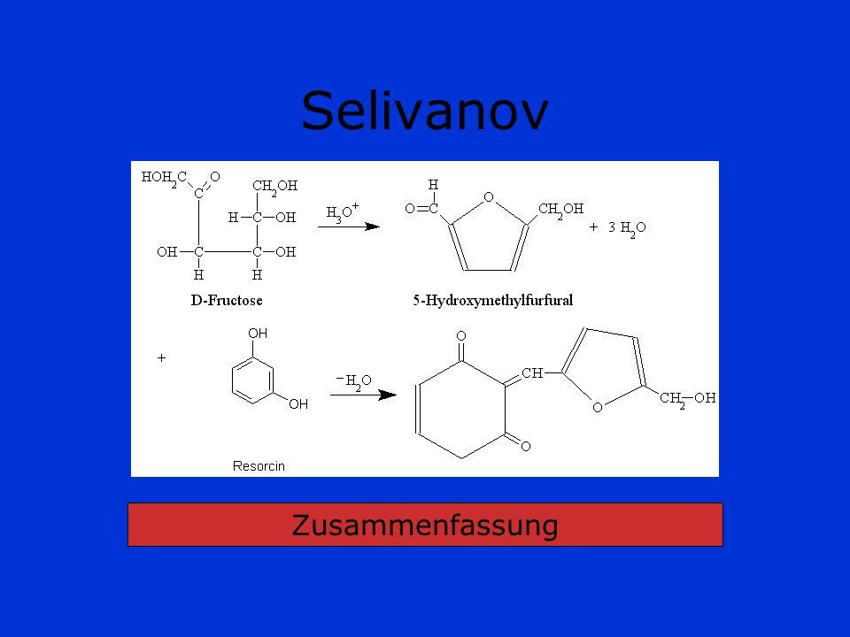 Selivanov Zusammenfassung