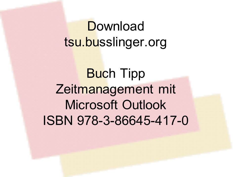 Download tsu. busslinger