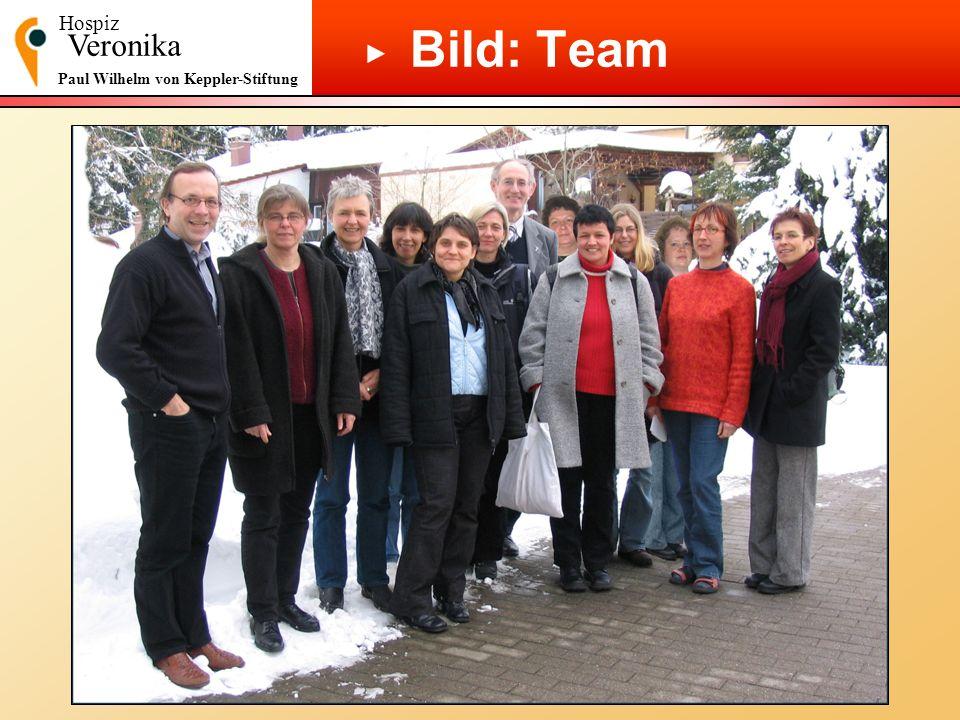 Hospiz Bild: Team Veronika ▶ Paul Wilhelm von Keppler-Stiftung