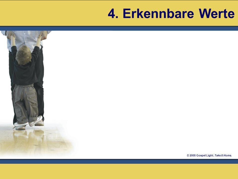 4. Erkennbare Werte
