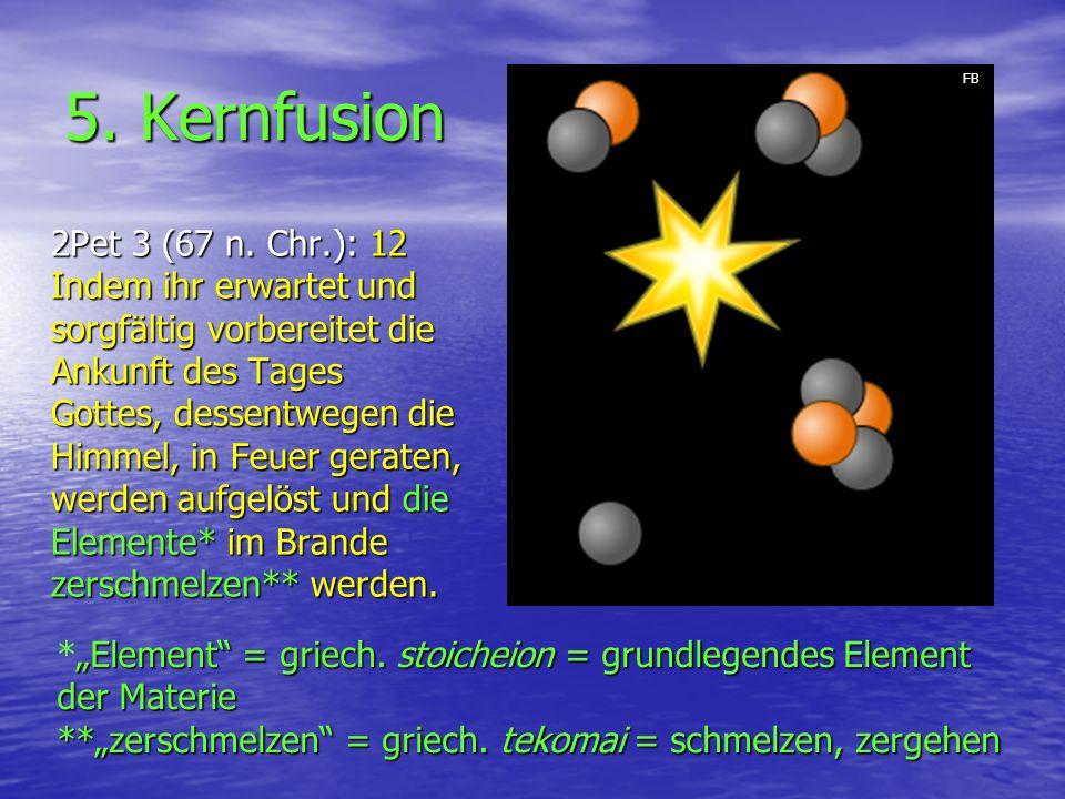 5. Kernfusion FB.