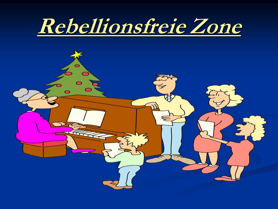 Rebellionsfreie Zone