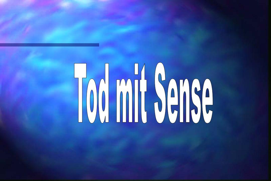Tod mit Sense