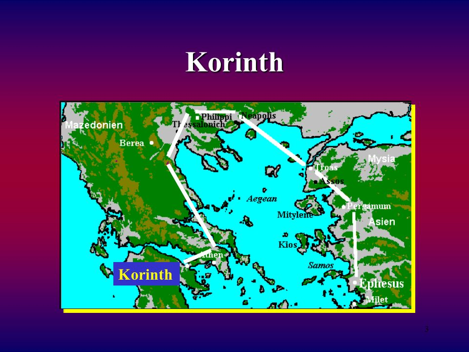 Korinth Korinth