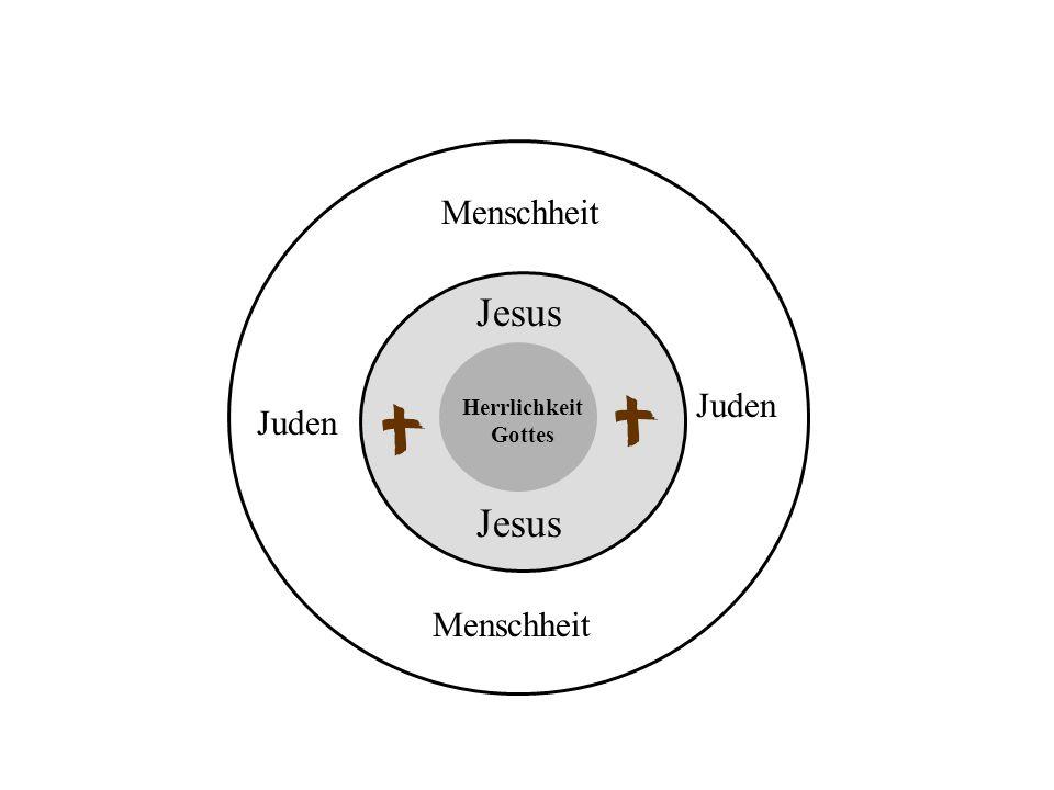 Menschheit Jesus Juden Herrlichkeit Gottes Juden Jesus Menschheit