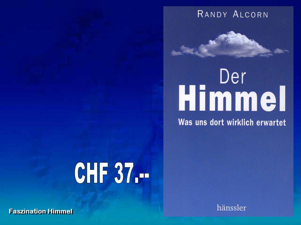 CHF 37.-- Faszination Himmel