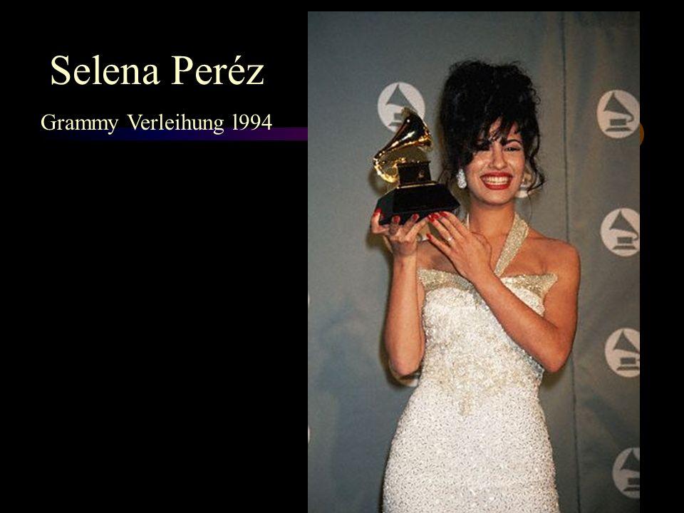 Selena Peréz Grammy Verleihung l994