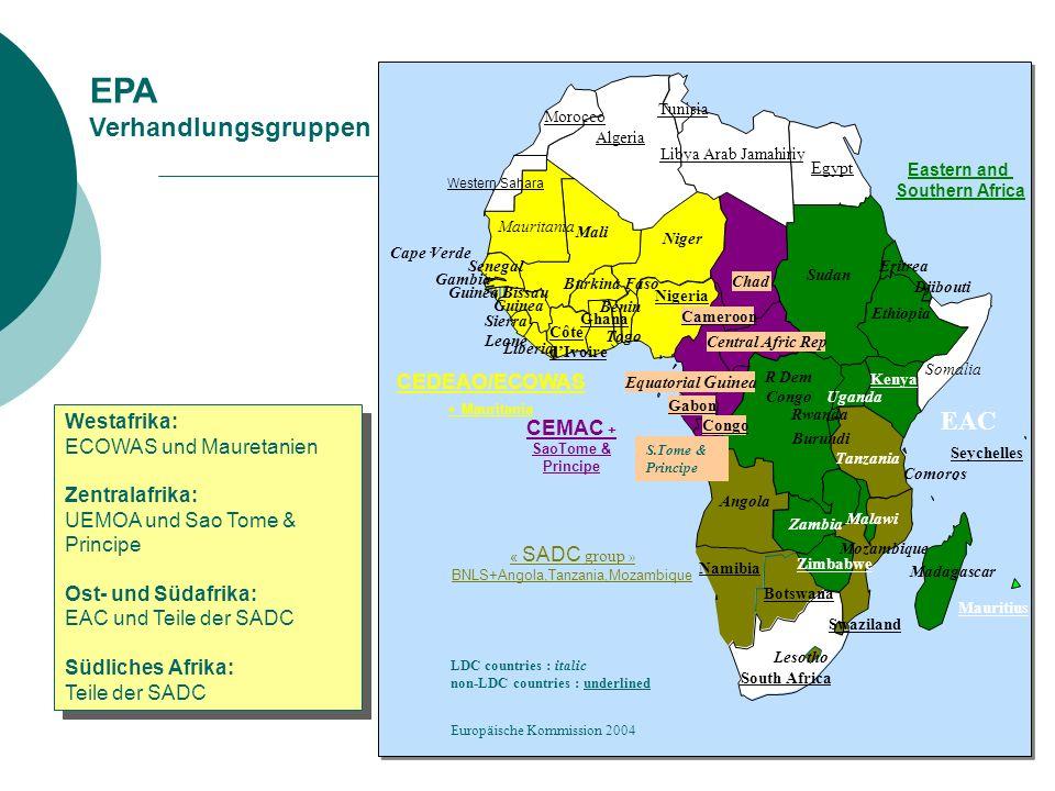 CEDEAO/ECOWAS + Mauritania