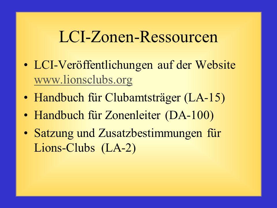 LCI-Zonen-Ressourcen