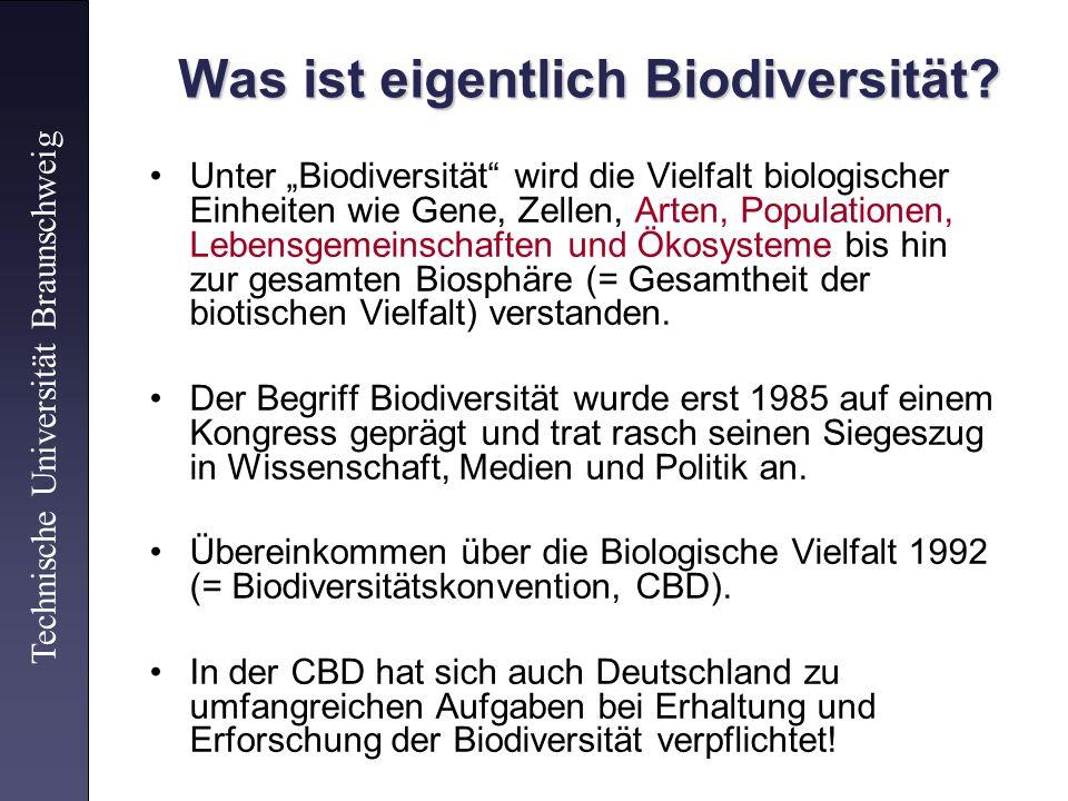 Was ist eigentlich Biodiversität