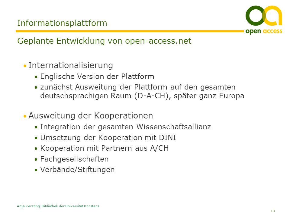 Informationsplattform