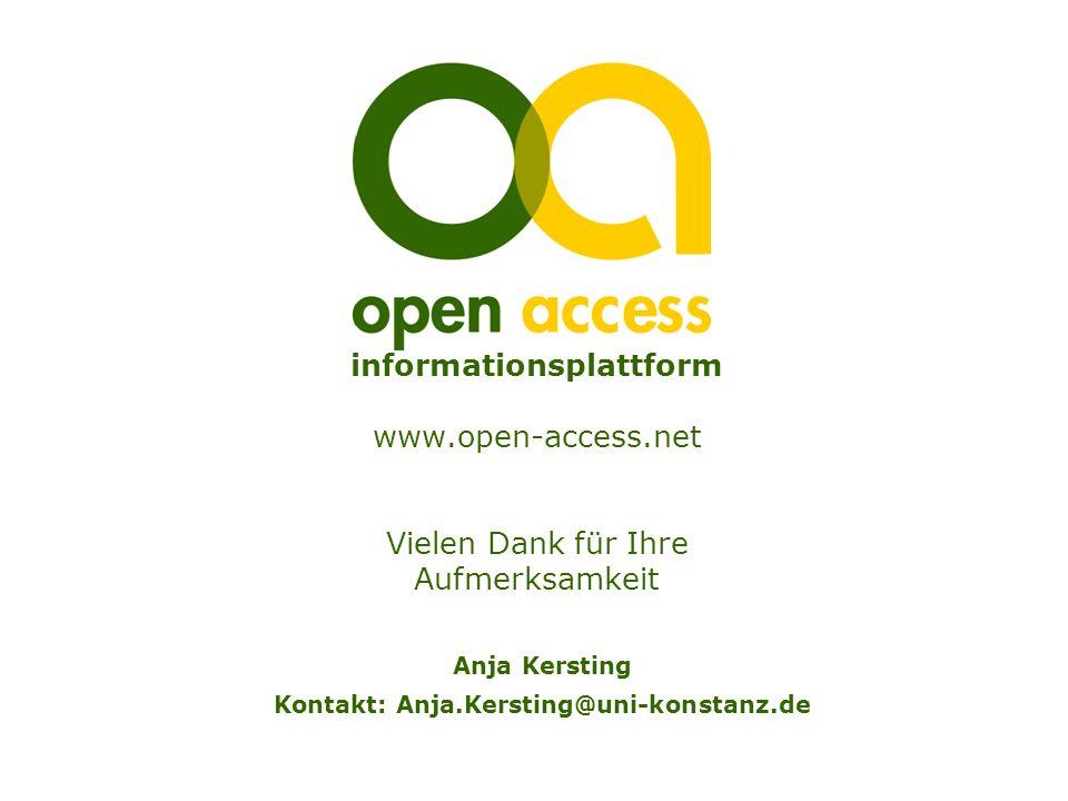Anja Kersting Kontakt: Anja.Kersting@uni-konstanz.de