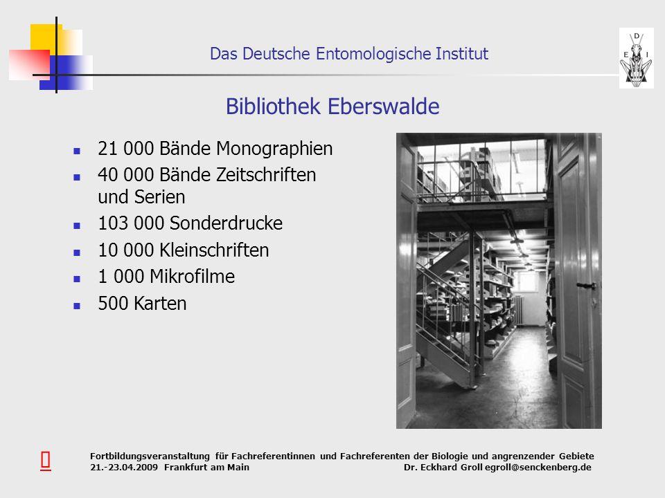 Bibliothek Eberswalde