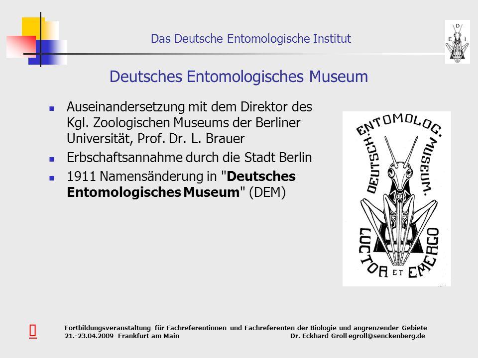 Deutsches Entomologisches Museum
