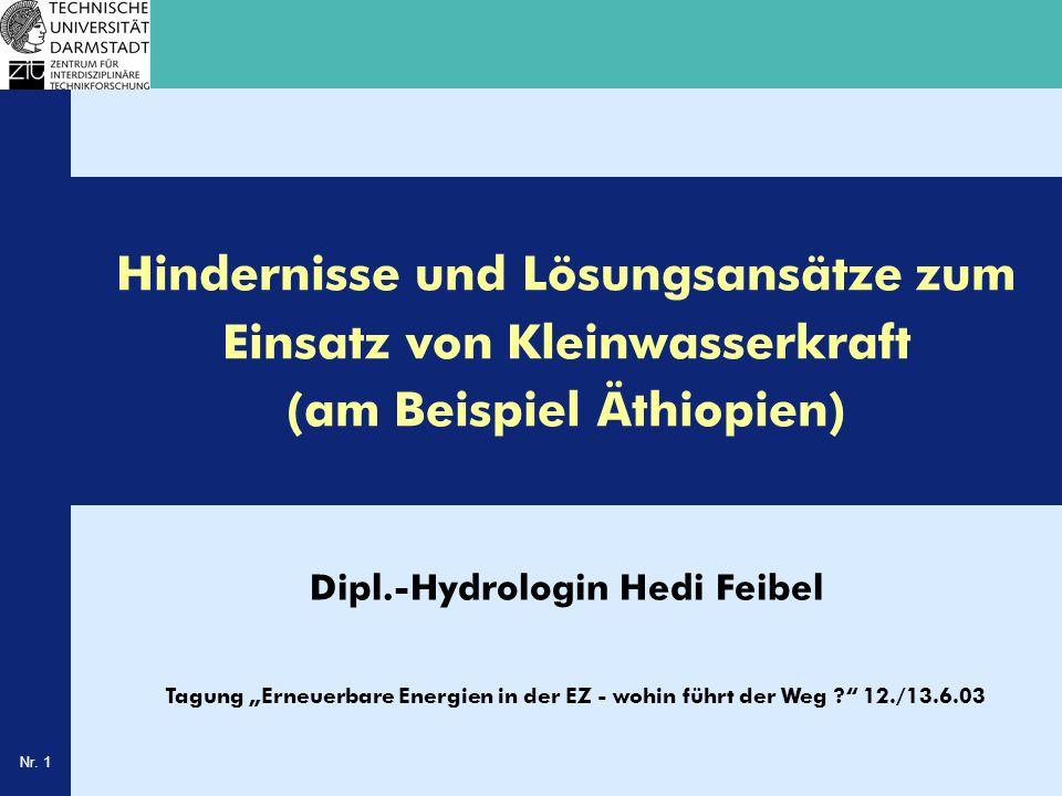 Dipl.-Hydrologin Hedi Feibel