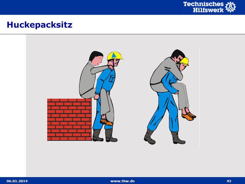 Huckepacksitz 27.03.2017 www.thw.de