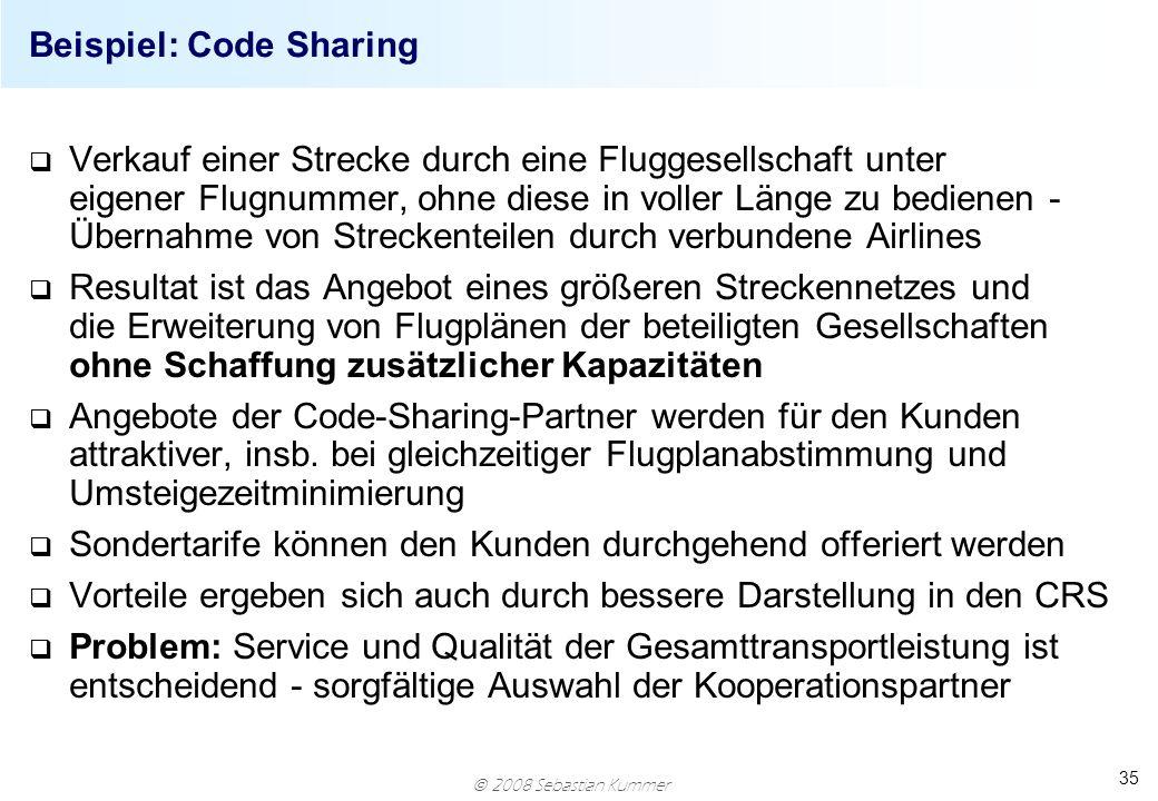 Beispiel: Code Sharing