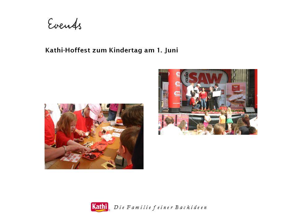 Kathi-Hoffest zum Kindertag am 1. Juni