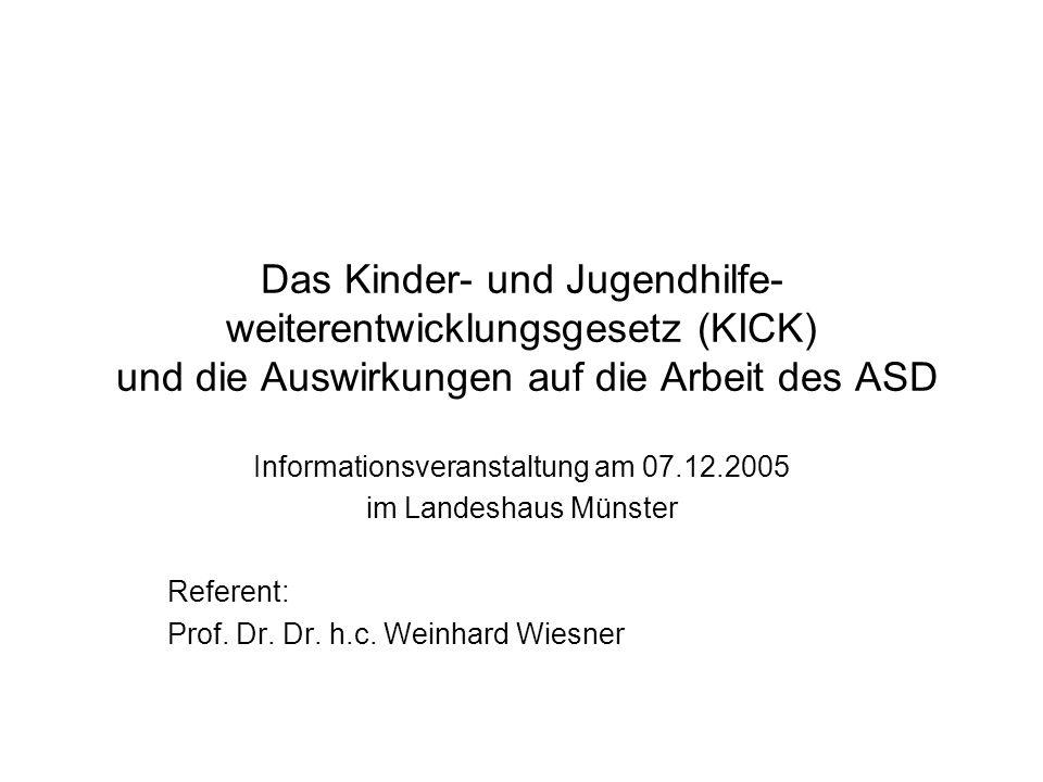 Informationsveranstaltung am 07.12.2005