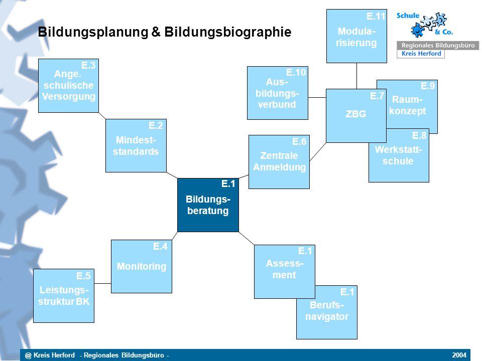 Bildungsplanung & Bildungsbiographie