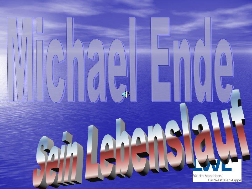 Michael Ende Sein Lebenslauf