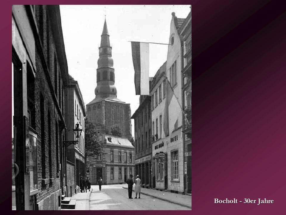 Bocholt - 30er Jahre