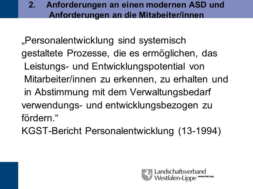 """""""Personalentwicklung sind systemisch"""