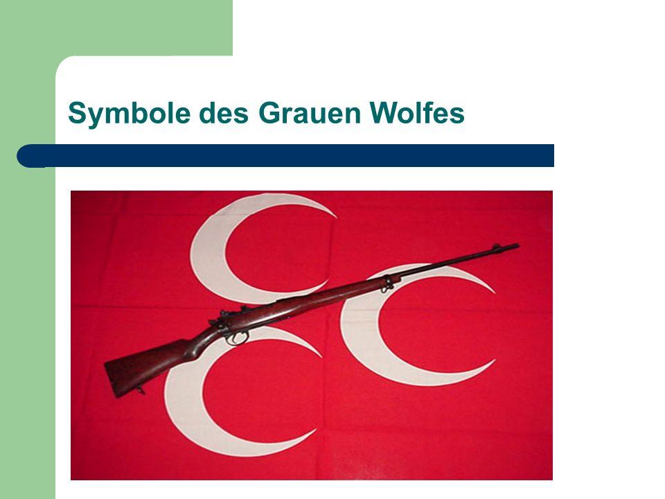 Symbole des Grauen Wolfes