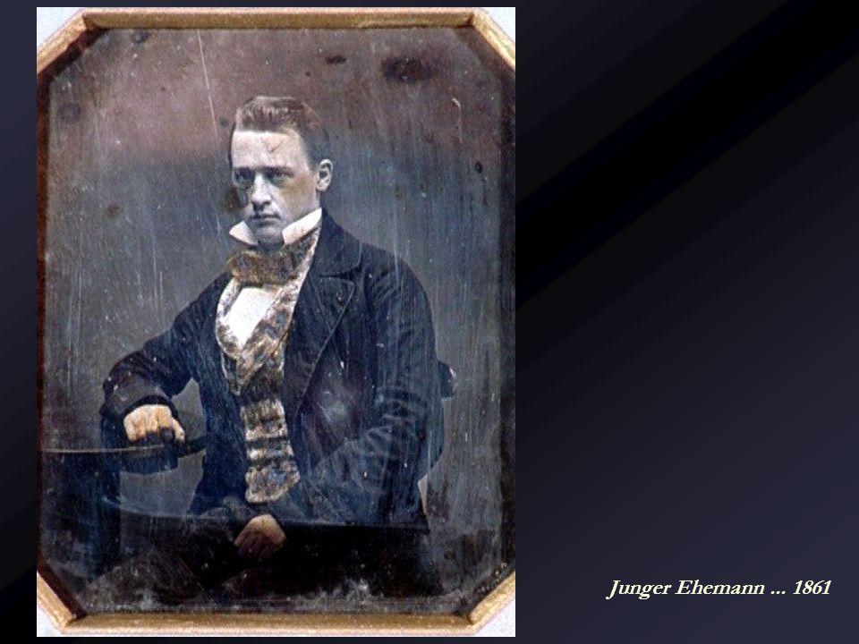 Junger Ehemann ... 1861