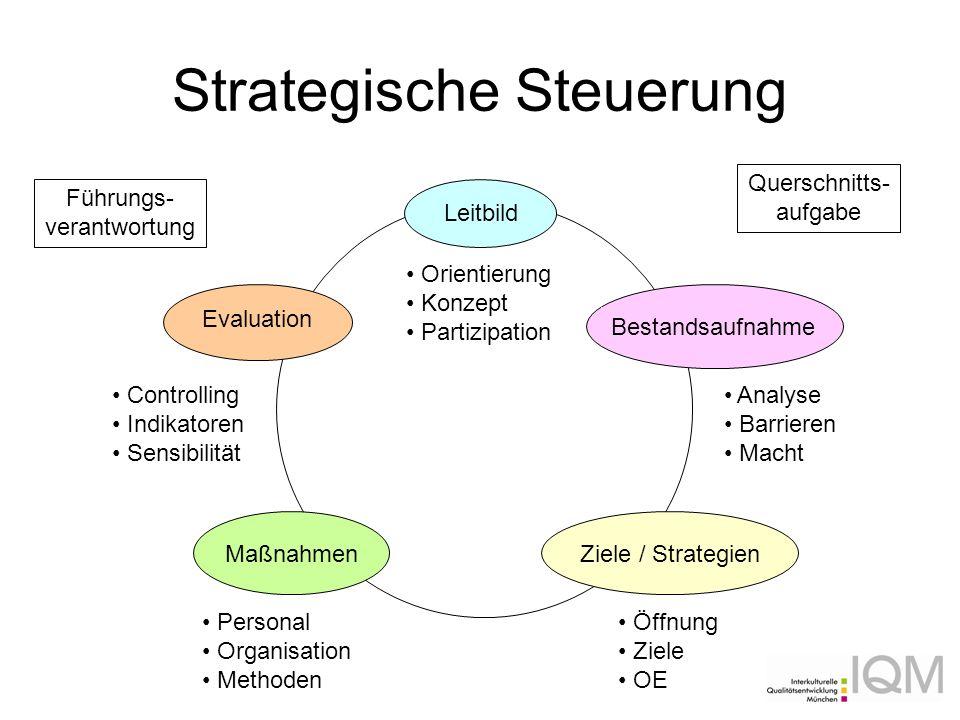 Strategische Steuerung