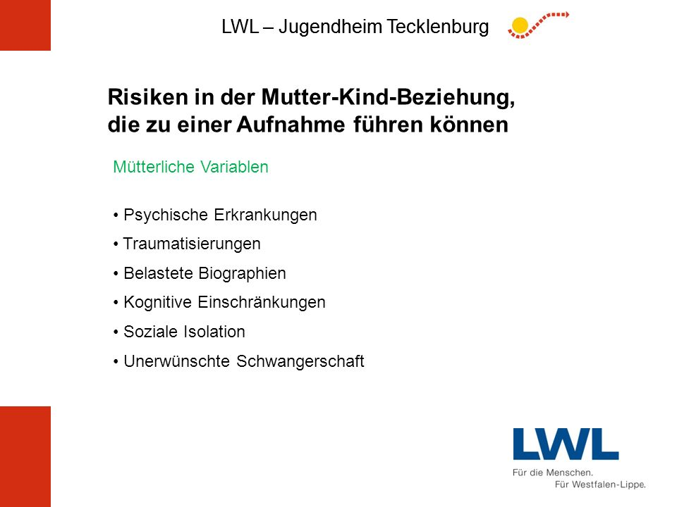 LWL – Jugendheim Tecklenburg