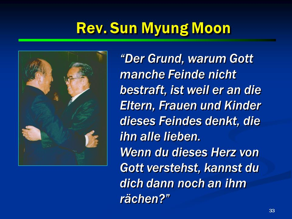 2017/3/27 Rev. Sun Myung Moon.