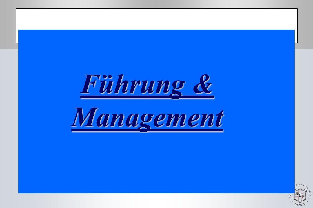 Führung & Management