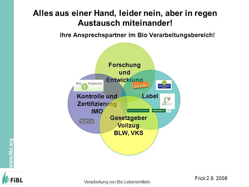 Forschung und Entwicklung Kontrolle und Zertifizierung